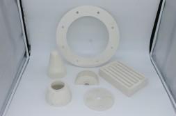 宁夏硅酸铝纤维陶瓷异形件